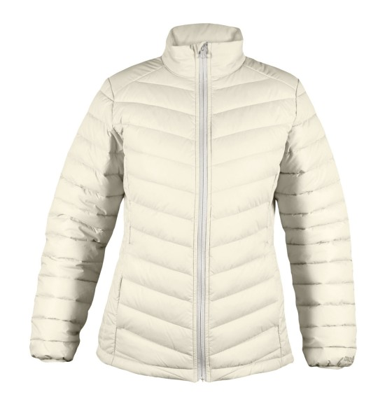 Swansea Ladies Jacke Featherless, creme