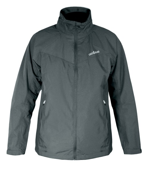C4S Portofino Men Jacket, dunkelgrau