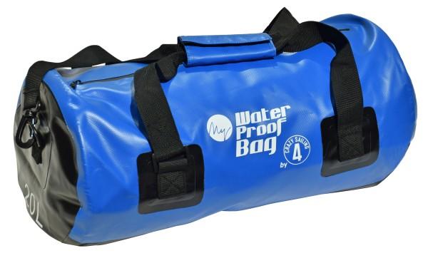Wasserdichte Tasche, 20 Liter, 24 x 50 cm