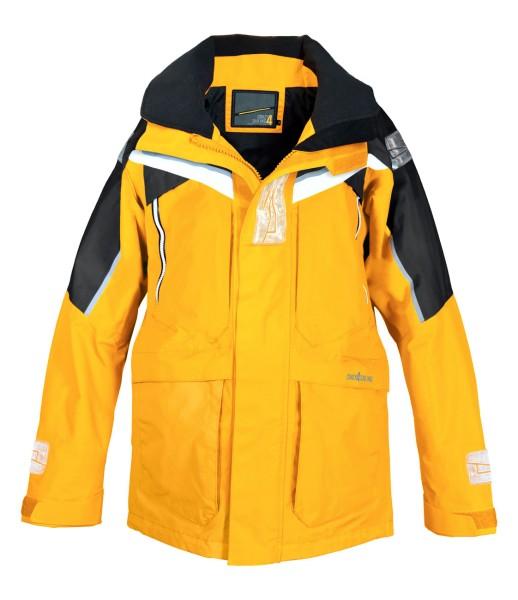 STAVANGER Jacket - gold/carbon