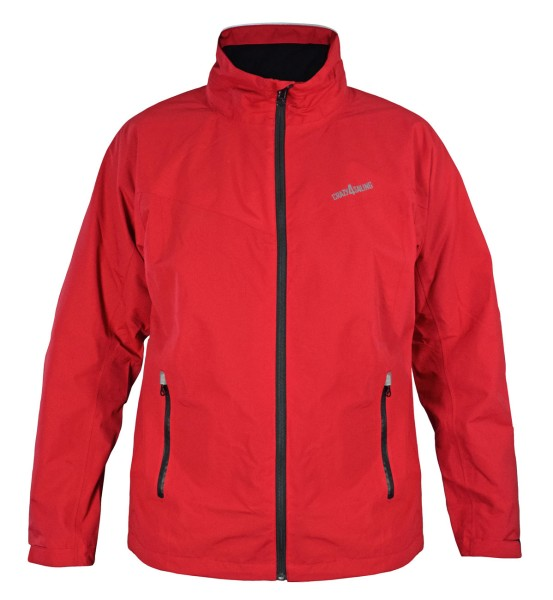C4S Portofino Men Jacket, rot