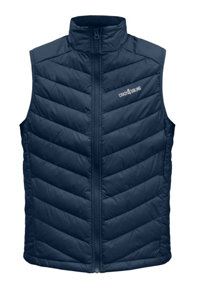 Poole Men - Weste Featherless, navy