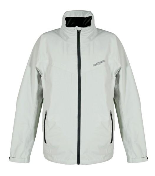 C4S Portofino Men Jacket, silbergrau